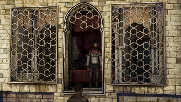 Screenshot zu Lost Chronicles of Zerzura - Screenshots