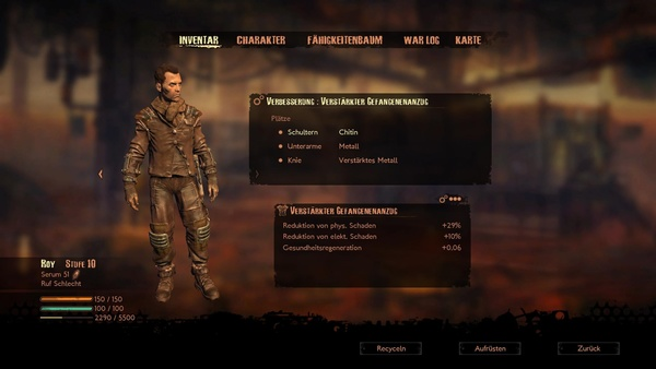 Screenshot zu Mars: War Logs - Screenshots
