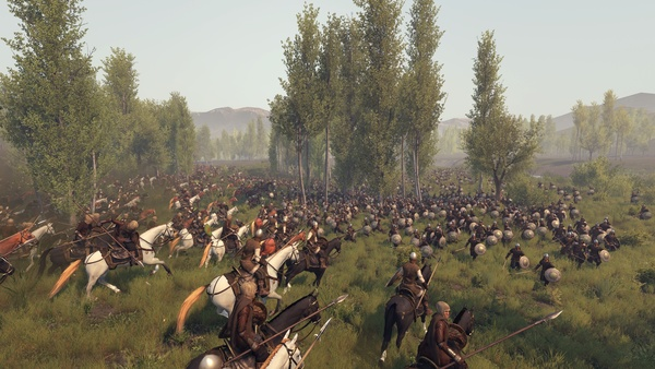 Screenshot zu Mount & Blade 2: Bannerlord - Neue Screenshots zeigen Massenschlachten und Stadtleben