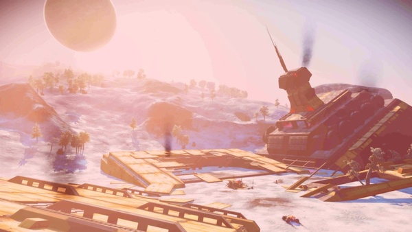 Screenshot zu No Man's Sky - Screenshots zu Update 1.3: Atlas Rising