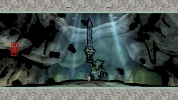 Bild der Galerie Okami HD - Screenshots