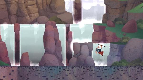Screenshot zu Old Man's Journey - Screenshots