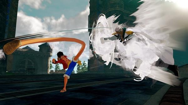 Bild der Galerie One Piece: World Seeker - Weitere Screenshots des Open World-Adventures