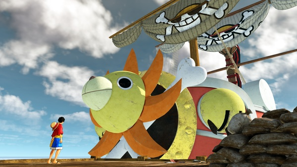 Bild der Galerie One Piece: World Seekler - Screenshots
