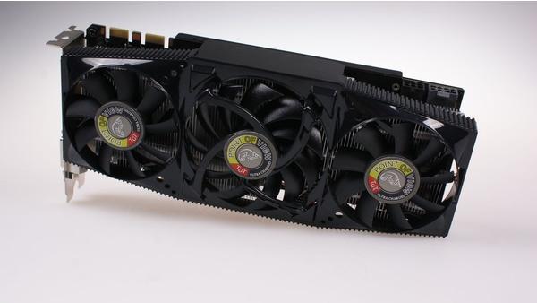 Bilder zu Point of View Geforce GTX 680 TGT Ultra Charged - Bilder
