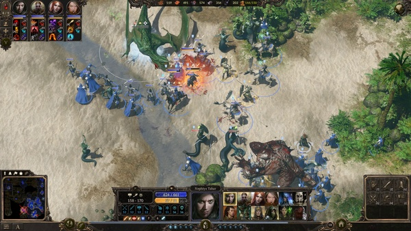 Screenshot zu SpellForce 3 - Screenshots