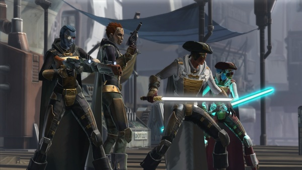 Screenshot zu Star Wars: The Old Republic - Screenshots