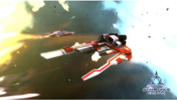 Screenshot zu Starforce Delta - Screenshots