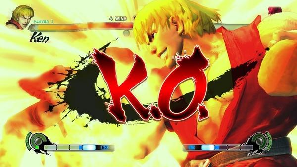 Screenshot zu Street Fighter 4 - Screenshots