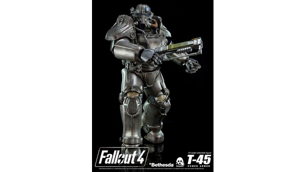 Screenshot zu Fallout 4 - T-45 Power Armor Figur