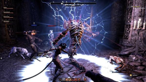 Screenshot zu The Elder Scrolls Online - Screenshots aus der PC-Version