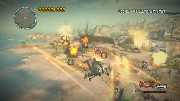 Screenshot zu Thunder Wolves - Screenshots