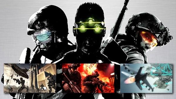 Screenshot zu Tom-Clancy-Spiele - Alle Titel mit Tom-Clancy-Lizenz vorgestellt