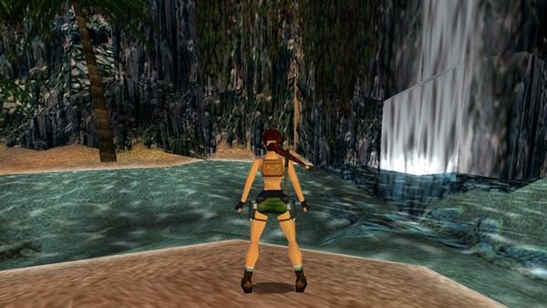Screenshot zu Tomb Raider: Die Serie - Alle Spiele mit Lara Croft