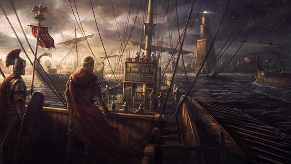 Screenshot zu Total War: Rome 2 - Artworks und Konzeptzeichnungen