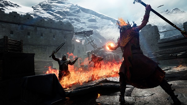 Screenshot zu Warhammer: Vermintide 2 - Screenshots
