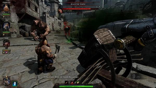 Screenshot zu Warhammer: Vermintide 2 - Screenshots