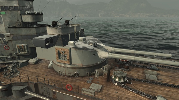 Screenshot zu World of Warships - Screenshots