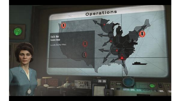 Screenshot zu XCOM - Screenshots aus der ursprünglichen Ego-Shooter-Version