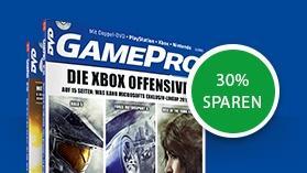 GamePro im Abo Zwei Hefte nur 7,50€