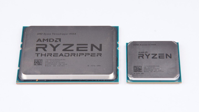 AMD Ryzen Threadripper: Nur die Crème de la Crème der Die-Chips