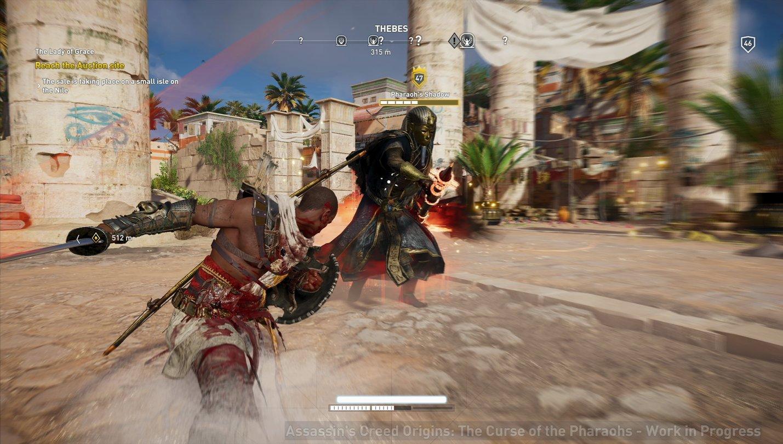 Assassin's Creed Origins - Ubisoft präsentiert den Launch-Trailer zur Entdeckungstour