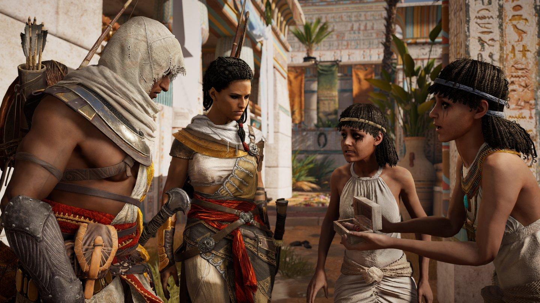 Assassin's Creed: Das alte Ägypten