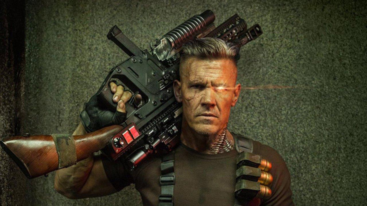 Deadpool 2 - So sieht Josh Brolin als Mutant Cable aus