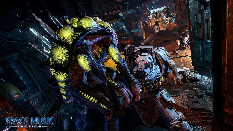 Space Hulk Tactics: Rundenbasiertes Taktikspiel mit ersten Informationen angekündigt