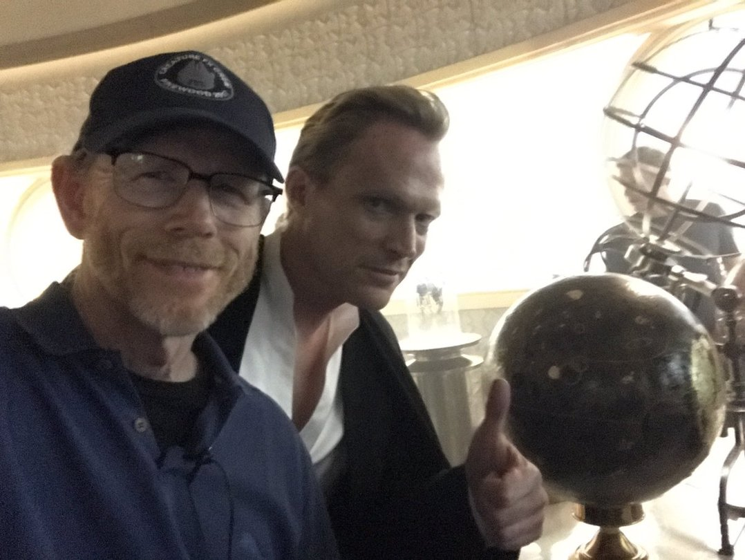 Han Solo: Paul Bettany stößt zum Star-Wars-Spin-off