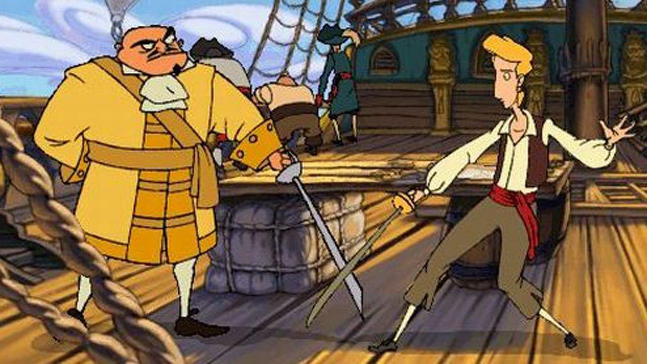 Curse Of Monkey Island Play Online