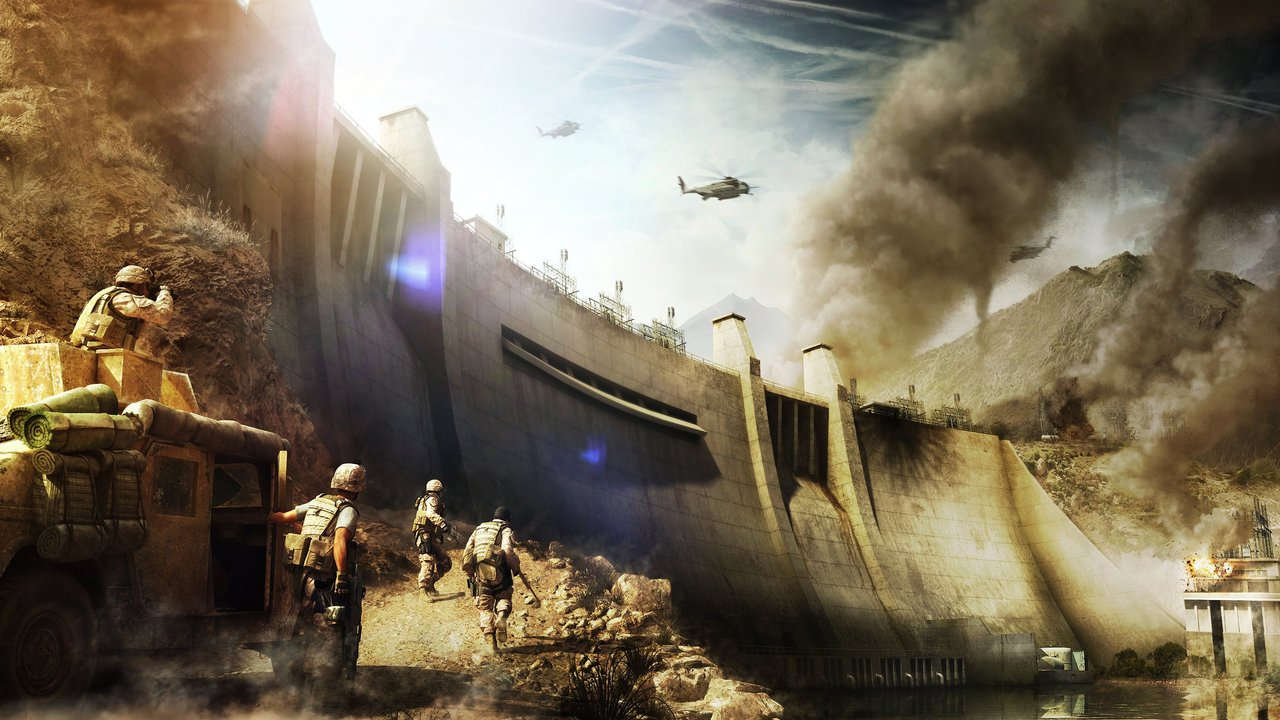 Wallpaper zu Operation Flashpoint: Red River herunterladen
