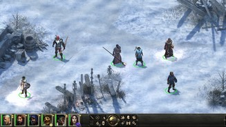 <b>Pillars of Eternity: The White March</b><br>Kalt und grausam: Die neuen Gebiete der White March erinnern uns an das gute alte Icewind Dale.