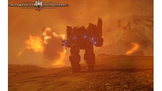 Crysis MechWarrior Living Legends