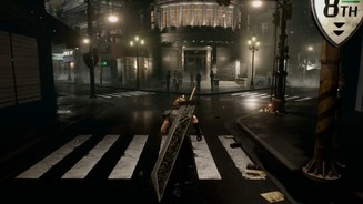 Final Fantasy 7 Remake - Screenshots aus dem Trailer