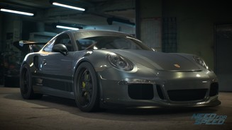 Need for Speed - Screenshots der Fahrzeuge - PORSCHE 911 GT3 RS