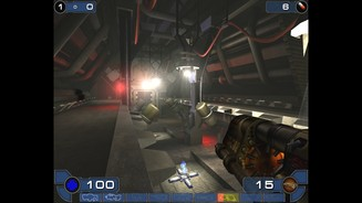 Polygone in Unreal Tournament 2003