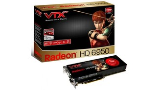 Vertex Radeon HD 6950