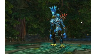 <b>World of WarCraft</b><br>Screenshot aus der Patch 4.1: Aufstieg der Zandalari