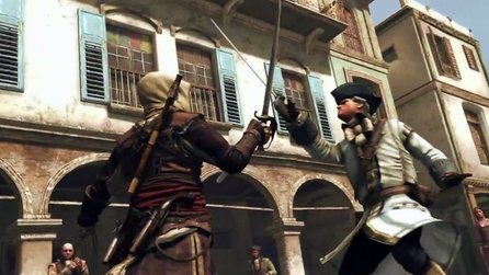 Assassin's Creed 4: Black Flag - Entwickler-Video zur PS4-Version