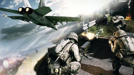 Battlefield 3 - gamescom-Trailer: Multiplayer-Schlacht auf Caspian Border