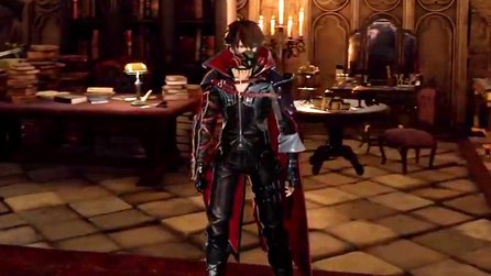 Code Vein - Gameplay-Trailer stellt Spieler-Basis vor