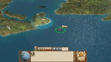 Commander: Conquest of the Americas - Tutorial-Video #2: Handelsrouten aufbauen