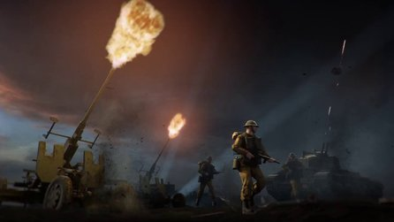 Company of Heroes 2 - Trailer stellt Standalone-Erweiterung »The British Forces« vor
