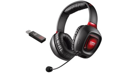 Amazon Blitzangebote am 18. August - Samsung 27 Zoll Monitor, Creative kabelloses Headset