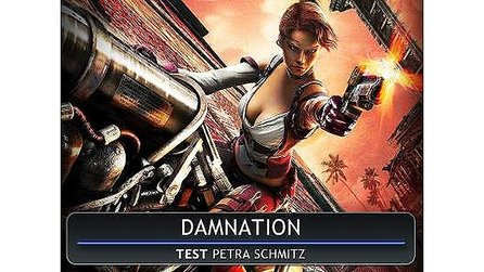 Damnation - Test-Video zum Steampunk-Western
