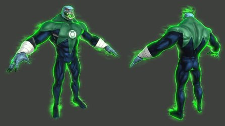 DC Universe Online - Making-Off des DLCs »War of the Light Part 1«