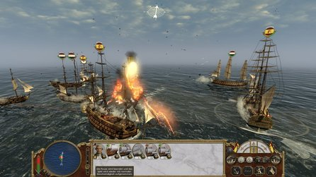 Empire: Total War - Multiplayer-Update naht