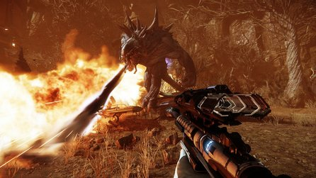 Evolve: Season 2 - Launch-Trailer zum Koop-Modus »The Deepest Dark«