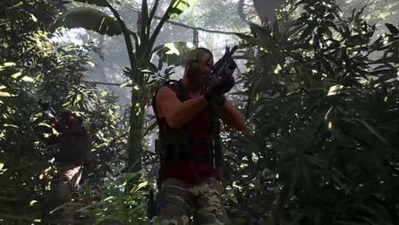 Ghost Recon: Wildlands - Trailer zum Predator-Event für den PvP